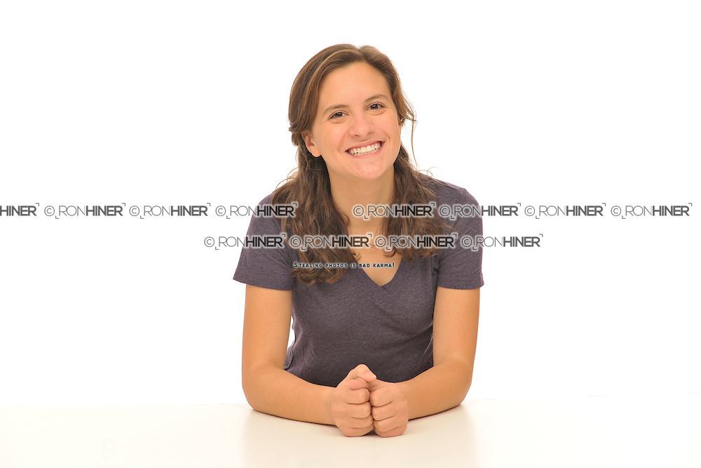Staples High School Field Hockey..Senior portraits.Lucy Deflavio (SR)