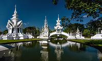 White Temple, Chiang Mai/Chinag Rai, Thailand
