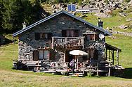 Chiesa Valmalenco (SO) alta via della valle, Alpe dell'Oro