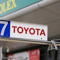 #7, Toyota TS050 Hybrid, FIA WEC 2017 6 Hours of Silverstone, Silverstone International Circuit, 13/04/2017,