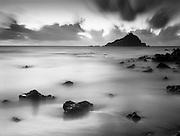 Sunrise on the Hana Coast, Koki Beach, Island of Maui, Hawaii