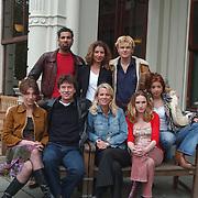 Presentatie Trauma 24/7 Amsterdam, cast