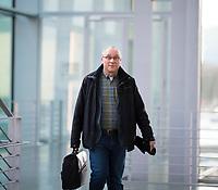 DEU, Deutschland, Germany, Berlin, 16.01.2018: Jens Maier (MdB, Alternative für Deutschland, AfD) vor Beginn der Fraktionssitzung der AfD-Fraktion im Deutschen Bundestag.
