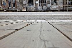 Boardwalk, Virginia City Montana