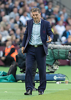 Football - 2016 / 2017 Premier League - West Ham United vs. Middesborough <br /> <br /> West Ham Manager Slaven Bilic at The London Stadium.<br /> <br /> COLORSPORT/DANIEL BEARHAM