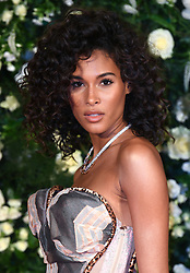 Cindy Bruna arriving at the Charles Finch Filmmakers Dinner, Eden Rock, Hotel du Cap during the 72nd Cannes Film Festival. Photo credit should read: Doug Peters/EMPICS