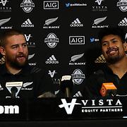 20181119 Rubgy : Conferenza stampa All Blacks