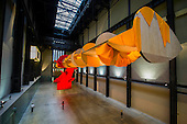 Richard Tuttle Tate Modern Turbine Hall