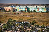 Alberta Children's Hospital from Edgeworthy Park