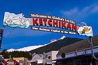 Ketchikan, Southeast Alaska USA