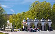 Grób Nieznanego Żołnierza na Placu Piłsudskiego, Warszawa, Polska<br /> Tomb of the Unknown Soldier on Piłsudski Square, Warsaw, Poland