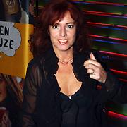 Premiere Red Dragon Amsterdam, Paula Patricio