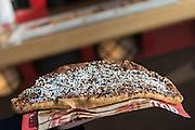 Chocolate Hazelnelnut Beavertail pastry - BeaverTails, 69 George St., Ottawa