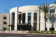 The California Court of Appeal Building in Santa Ana