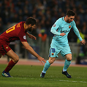 20180410 Calcio, Champions League : AS Roma v FC Barcelona