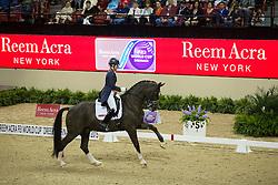 Dujardin Charlotte, (GBR), Valegro<br /> Reem Acra FEI World Cup™ Dressage Final<br /> Las Vegas 2015<br />  © Hippo Foto - Dirk Caremans<br /> 16/04/15