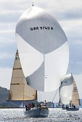 Peelport Clydeport, Largs Regatta Week 2014 Largs Sailing Club based at  Largs Yacht Haven <br /> GBR9740R, Sloop John T, Swan 40, Iain & Graham Thomson, CCC