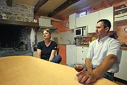 Elevage Sunheup de Hubert Groualle et Carin Lebrun<br /> Quettreville Sur Sienne 2007<br /> Photo © Dirk Caremans