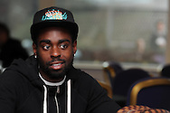 Nathan Dyer of Swansea city.Swansea city training and media day at the  Liberty stadium in Swansea, South Wales on Thursday 21st Feb 2013. The team are training ahead of their forthcoming Capital one cup final on Sunday. pic by Andrew Orchard, Andrew Orchard sports photography,