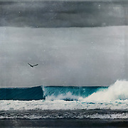 wave study - Atlantic Ocean/ france