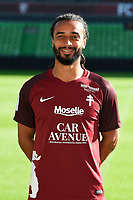 Benoit Assou Ekotto of Metz during photoshooting of Fc Metz for season 2017/2018 on August 2nd 2017 in Metz<br /> Photo : Fred Marvaux / Icon Sport