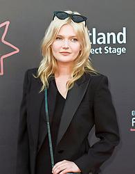 Edinburgh International Film Festival, Wednesday, 27th June 2018<br /> <br /> OBEY (UK PREMIERE)<br /> <br /> Pictured:  Sophie Kennedy Clark<br /> <br /> (c) Alex Todd   Edinburgh Elite media