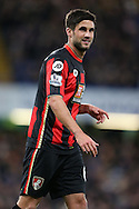 Andrew Surman of Bournemouth looks on. Barclays Premier league match, Chelsea v AFC Bournemouth at Stamford Bridge in London on Saturday 5th December 2015.<br /> pic by John Patrick Fletcher, Andrew Orchard sports photography.