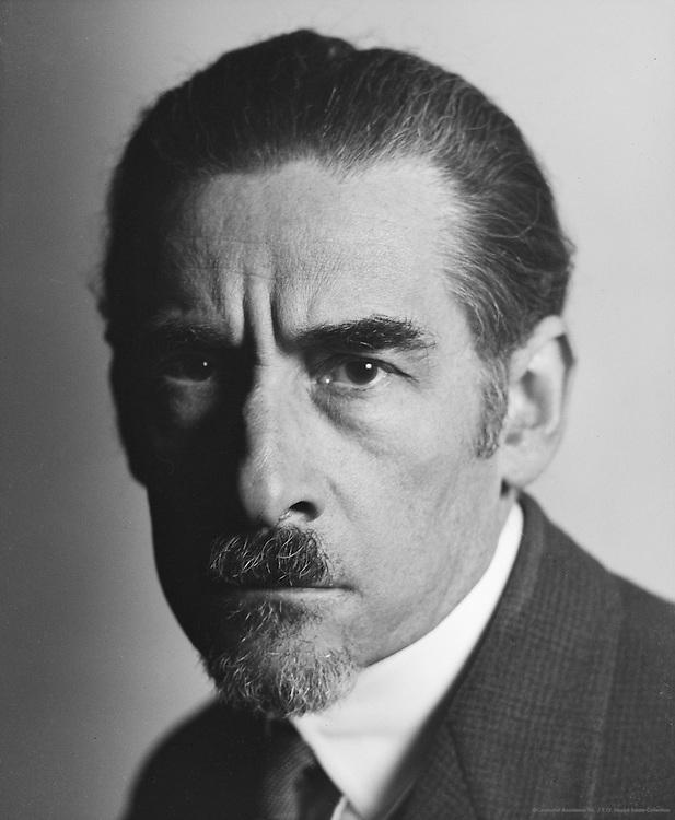 E.O. Hoppé self portrait, c1926