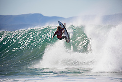 Australian Wade Carmichael advanced to Round Three at the Corona Open J-Bay with a win over Joan Duru from France.