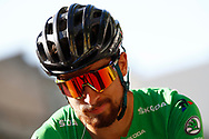 Peter Sagan (SVK - Bora - Hansgrohe) green jersey during the 105th Tour de France 2018, Stage 15, Millau - Carcassonne (181,5 km) on July 22th, 2018 - Photo Luca Bettini / BettiniPhoto / ProSportsImages / DPPI
