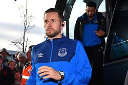 Everton's Gylfi Sigurdsson arrives