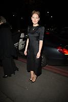 Emma Willis at the Broadcast Awards, Grosvenor Hotel London. 05.02.20