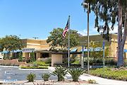 Brea Senior Center on Sievers Avenue, Adjacent to Arovista Park