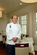 Chef Dean Corbett at Corbett's: An American Place.