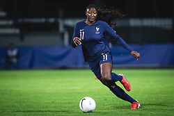 Kadidiatou Diani of France during football match between Slovenia and France in 2nd round of Women's world cup 2023 Qualifying round on 21 of September, 2021 in Mestni stadion Fazanerija, Murska Sobota, Slovenia. Photo by Blaž Weindorfer / Sportida