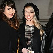 Fashionist attend Fashion Scout LFW AW19 Day 1 at Freemasons' Hall, London, UK. 15 Feb 2019