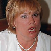 Nationale Voorleesdag, Monique van der Ven leest voor in Mauve