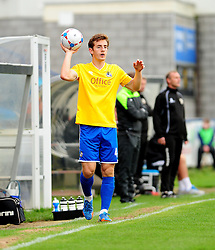 Bristol Rovers' Tom Lockyer - Photo mandatory by-line: Neil Brookman/JMP - Mobile: 07966 386802 - 01/11/2014 - SPORT - Football - Telford - New Bucks Head Stadium - AFC Telford v Bristol Rovers - Vanarama Football Conference
