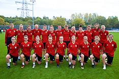 2018-10-05 Wales Women Training