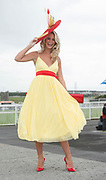 29/07/2017  Gabrielle Dunne from Oranmore on the third day of the Galway Races summer Festival  Plate day .   Photo:Andrew Downes, xposure