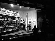 "14/11/1966<br /> 11/14/1966<br /> 14 November 1966<br /> Food Fortnight window display at N.A.I.D.A., St. Stephen's Green, Dublin.  Display announcing the ""Irish Food Fortnight"" (Nov. 7-19) opened. Window ""depicts the importance to the housewife in her selection of food products of Irish manufacture, so that capital remains in the country's industry"". The display was constructed by Modern Display Artists."