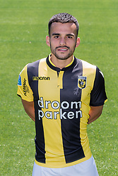 Anil Mercan during the team presentation of Vitesse Arnhem on June 30, 2018 at the Papendal training complex in Arnhem, The Netherlands.