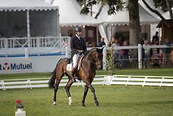 Laschet Hugo, BEL, Ichak De Monfirak<br /> World Championship Young Eventing Horses<br /> Mondial du Lion - Le Lion d'Angers 2016<br /> © Hippo Foto - Dirk Caremans<br /> 21/10/2016