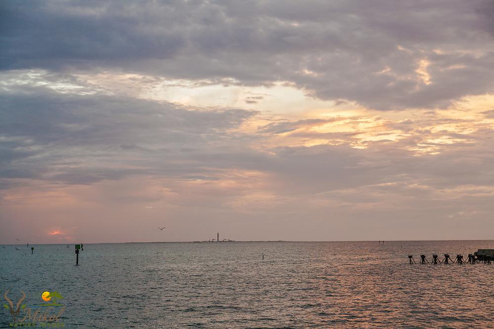 Loggerhead Key Lighthouse, Dry Tortugas National Park, FL
