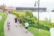 2013 Marquette Marathon, Half Marathon, 5k, and Kid's Run