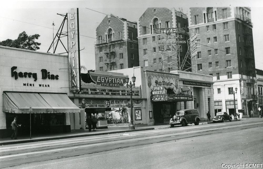 1944 Pig n' Whistle Restaurant