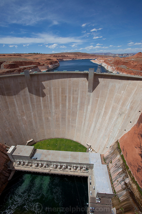 Glen Canyon Dam, Lake Powel, UT