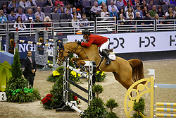 Minikus Todd, USA, Babalou<br /> Longines FEI World Cup Jumping Final III, Omaha 2017 <br /> © Hippo Foto - Dirk Caremans<br /> 02/04/2017