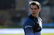 Portrait of Wycombe Wanderers midfielder Matt Bloomfield (10) during the EFL Sky Bet Championship match between Wycombe Wanderers and Norwich City at Adams Park, High Wycombe, England on 28 February 2021.