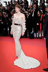 """""""Sibyl""""Red Carpet - The 72nd Annual Cannes Film Festival. 24 May 2019 Pictured: Milla Jovovich. Photo credit: Daniele Cifalà / MEGA TheMegaAgency.com +1 888 505 6342"""